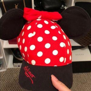 Accessories - Minnie Mouse baseball cap